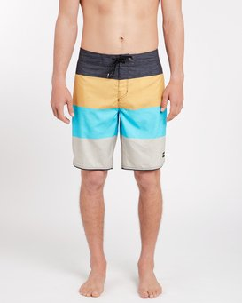 73 Originals Stripe 19'' Boardshorts  J1BS12BIS8