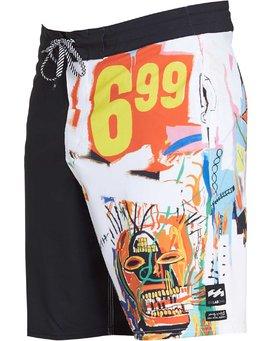 699 Lo Tides 19'' Boardshorts  J1BS19BIMU