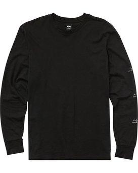 New Flame Long Sleeve T-Shirt  J1LS01BIMU