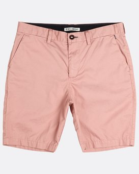 New Order Bedford 19'' Walkshorts  J1WK07BIS8