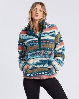 SWITCHBACK PULLOVER  J6211BSW