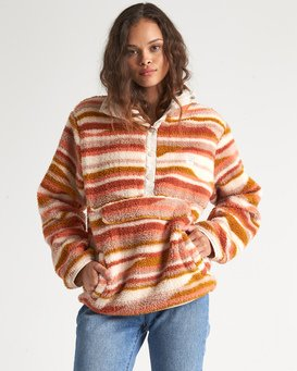A/DIV Switchback - Sherpa Fleece Sweatshirt for Women  J6211BSW