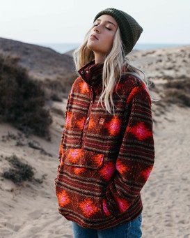 SWITCHBACK PULLOVER  J6213BSW