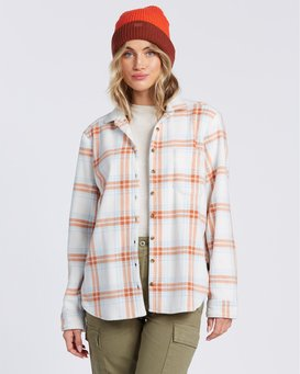 FORGE FLANNEL  J6743BFO