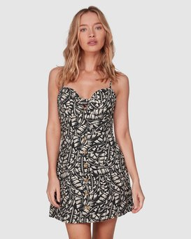 MORNING LIGHT FRANCA DRESS  JD60VBMO