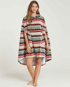 HOODED PONCHO  JWTWQBHT
