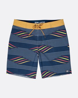 Sundays X Stripe 18'' Boardshorts  L1BS09BIF8