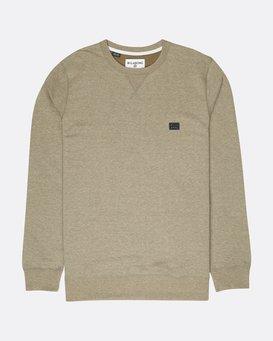 All Day Crew Sweatshirt  L1FL01BIF8