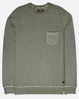 Stringer Crew Sweatshirt  L1FL03BIF8