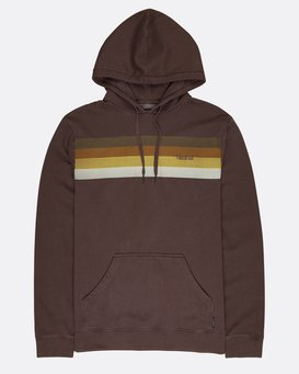 Flex Hull Wave Washed Hoodie  L1HO07BIF8