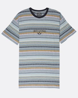 Reissue Loose Fit Jacquard T-Shirt  L1JE04BIF8