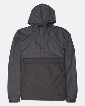 Boundary Shell 10K Waterproof Windbreaker  L1JK01BIF8
