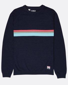 Reissue Raglan Sweater  L1JP03BIF8