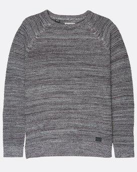 Broke Raglan Sweater  L1JP06BIF8