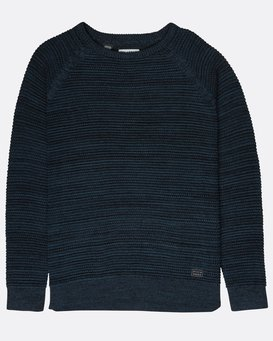 Broke Raglan Sweater  L1JP06BIF8
