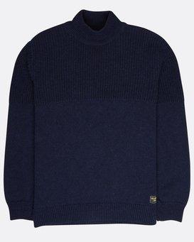 Coxos Recycled Denim Sweater  L1JP10BIF8
