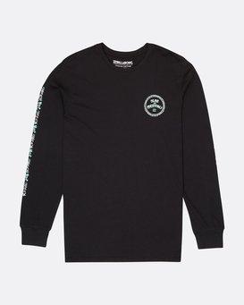 Mexi Cali Long Sleeve T-Shirt  L1LS07BIF8