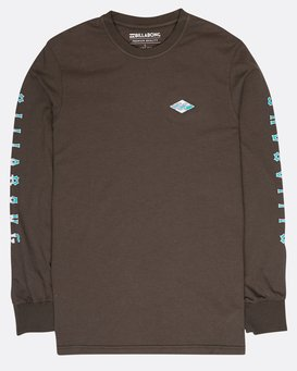 Heritage Long Sleeve T-Shirt  L1LS08BIF8