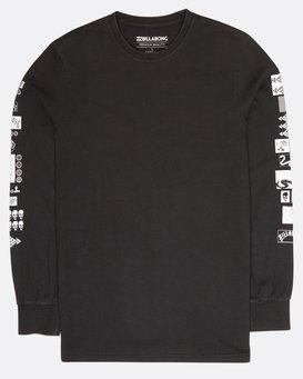 Mercado Long Sleeve T-Shirt  L1LS10BIF8