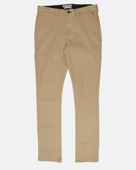 New Order Chino Pants  L1PT01BIF8