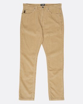 Outsider Corduroy Slim Fit Pants  L1PT02BIF8