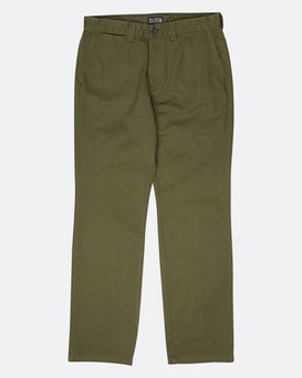 Carter Adventure Division Pants  L1PT03BIF8