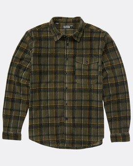 Furnace Dwr Flannel Shirt  L1SH05BIF8