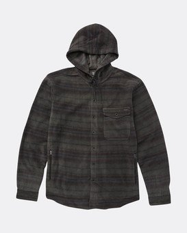 Furnace Dwr Hooded Shirt  L1SH06BIF8