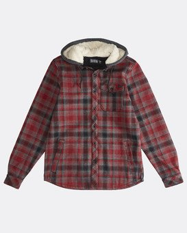 Furnace Bonded Dwr Flannel Shirt  L1SH07BIF8