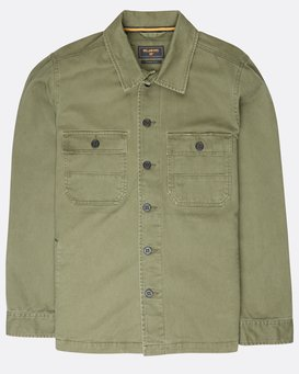 Collins Jacket Shirt  L1SH12BIF8