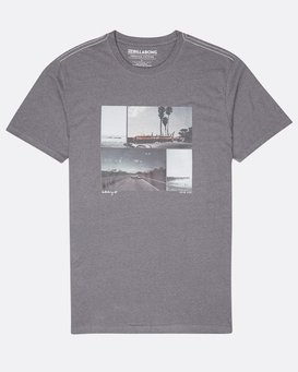 The Road T-Shirt  L1SS13BIF8