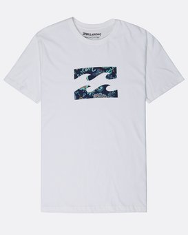 Team Wave T-Shirt  L1SS19BIF8