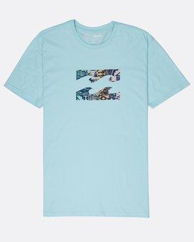 Team Wave T-Shirt  L1SS19BIF8