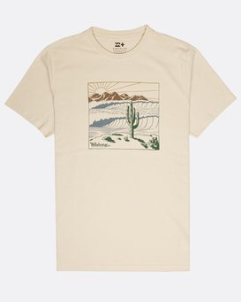 Deserted T-Shirt  L1SS30BIF8