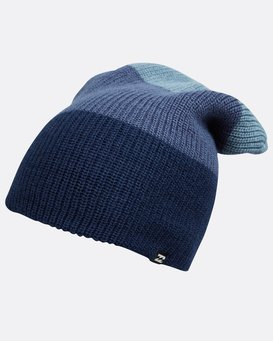 Boys All Day Tall Block Beanie  L2BN01BIF8