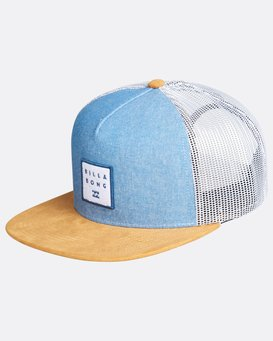 Boys Walled Trucker Cap  L2CT02BIF8