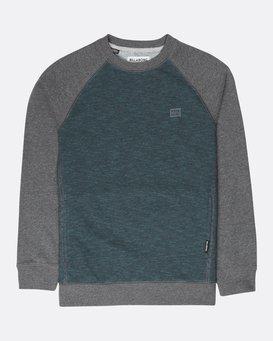 Boys All Day Crew Sweatshirt  L2FL02BIF8