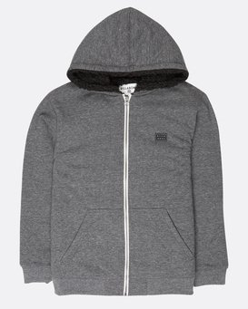 Boys All Day Sherpa Hoodie  L2FL09BIF8