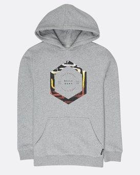 Boys Howling Sweatshirt  L2HO02BIF8