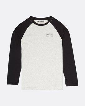 Boys Die Cut T-Shirt  L2LS01BIF8
