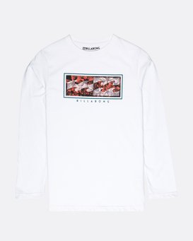 Boys Inversed T-Shirt  L2LS02BIF8