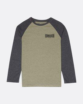 Boys Access T-Shirt  L2LS05BIF8