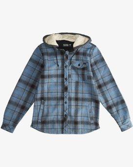 Boys Furnace Bonded Shirt  L2SH02BIF8