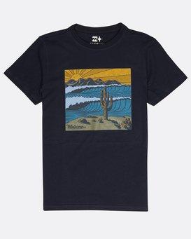 Boys Desert T-Shirt  L2SS12BIF8
