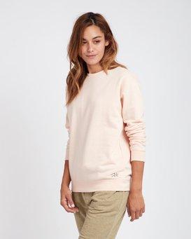 Essential Loose Fit Crewneck Sweatshirt  L3CR01BIF8