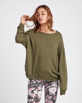 Let Go Loose Knit Pullover  L3CR10BIF8