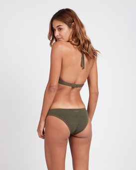 No Hurry Tropic Bikini Bottom  L3SB04BIF8