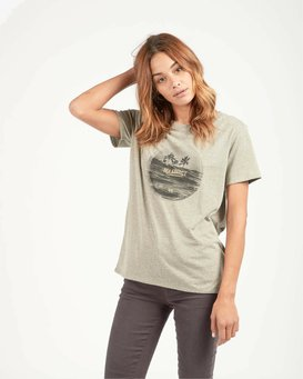 Slide Boyfriend Fit T-Shirt  L3SS08BIF8