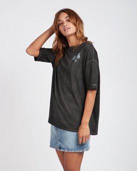 Lova Palms Oversize Shape T-Shirt  L3SS09BIF8