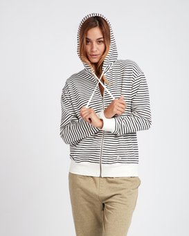 Essential Loose Fit Zip Hoodie  L3ZH01BIF8